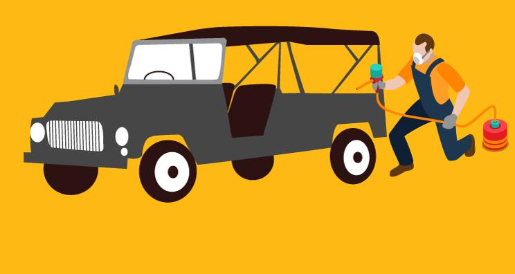 carrosserie rodéo